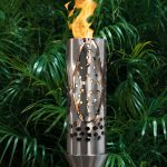 Coral Style Fire Torch